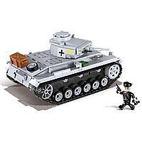 COBI: Средний танк PZKPFW III AUSF.E, 470 дет., фото 1