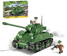COBI: Средний танк SHERMANN FIREFLY, 500 дет.