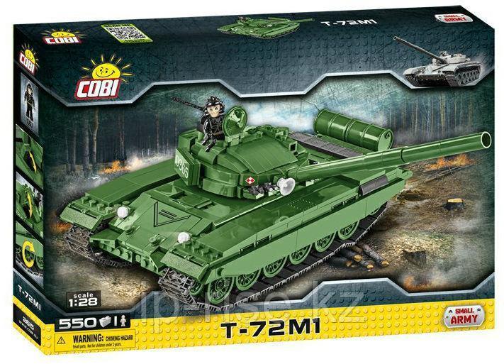 COBI: Танк PZKPFW VI TIGER, 550 дет.
