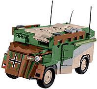 COBI: Штабной бронеавтомобиль ROMMEL'S MAMMUT, 740 дет., фото 1