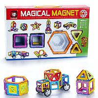 Magical Magnet: Магнитный конструктор, 40 дет.