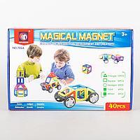 Magical Magnet: Магнитный конструктор, 40дет