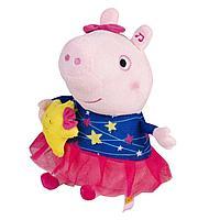 Peppa Pig: Мягкая игрушка-ночник, свет, звук Peppa Pig