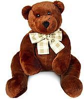 Lapkin: Медведь 50 см темно-коричневый