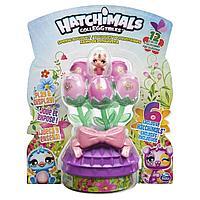 Hatchimals: Игровой набор весенний букет