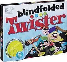Hasbro: Твистер вслепую