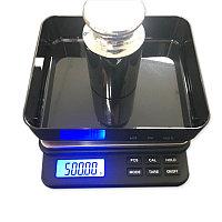 Высокоточные электронные весы с подсветкой дисплея 1000 г / 0,01 г