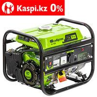 Генератор бензиновый БС-1200, 1 кВт, 230 В, четырехтактный, 5,5 л, ручной стартер Сибртех