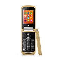 Мобильный телефон BQ-2405 Dream Золотой /