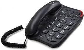 Телефон шнуровой