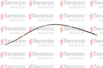 238-1104370-В Трубка топливная ЯМЗ дренажная форсунки