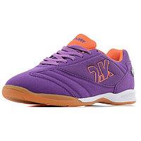 Бутсы футзальные 2K Sport Porto, violet/orange, размер 41