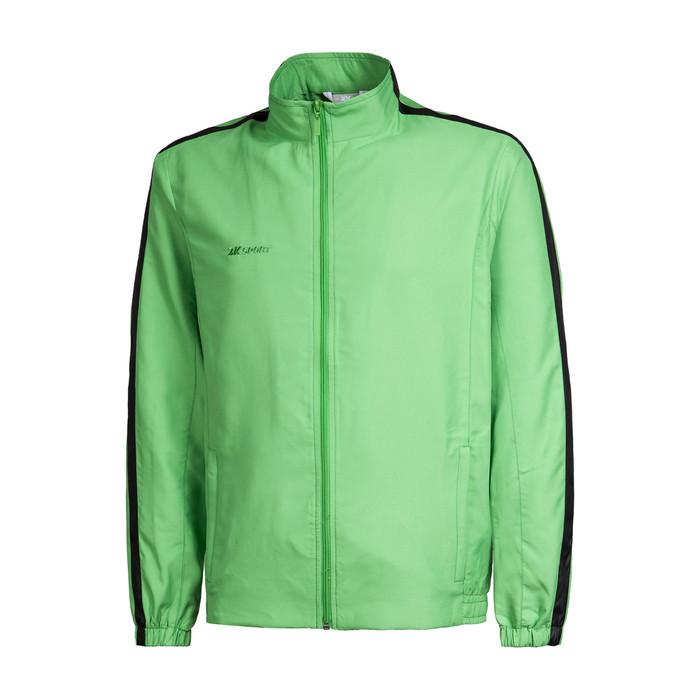 Куртка спортивная 2K Sport Futuro, light-green/black, размер XXXL