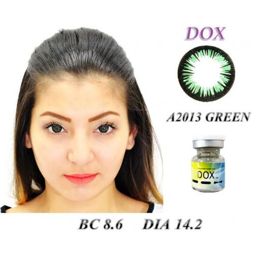 Цветные контактные линзы DOX -4,25