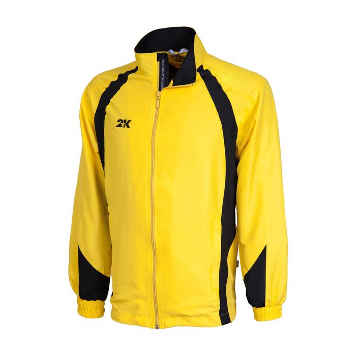 Олимпийка 2K Sport Fenix, yellow/black, XL