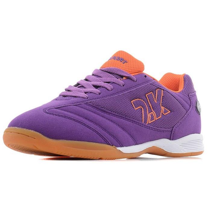 Бутсы футзальные 2K Sport Porto, violet/orange, размер 42,5