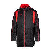 Куртка утеплённая 2K Sport Vettore, black/red, размер XXL