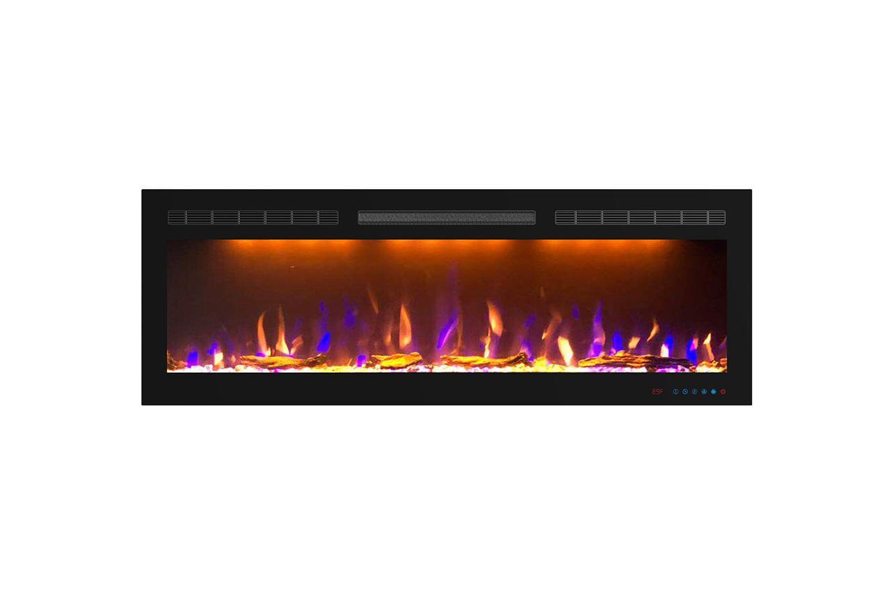 Линейный электроочаг Royal Flame Crystal 50 RF
