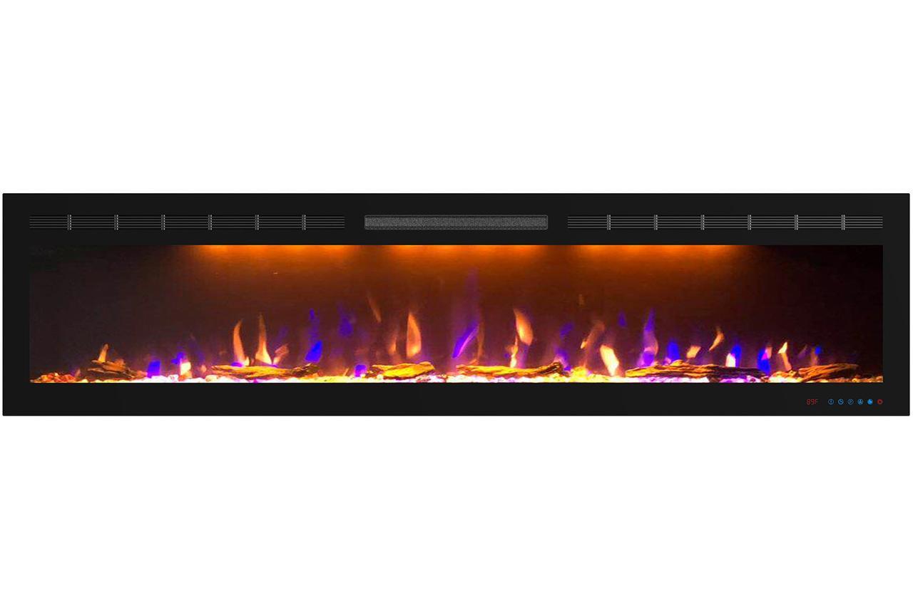 Линейный электроочаг Royal Flame Crystal 72 RF