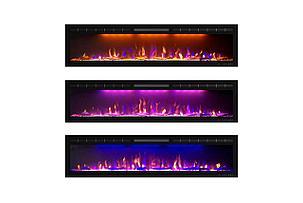 Линейный электроочаг Royal Flame Crystal 72 RF, фото 2