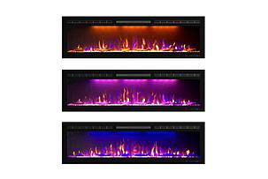 Линейный электроочаг Royal Flame Crystal 60 RF, фото 2