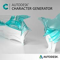Character Generator CLOUD Commercial New Single-user ELD 3-Year Subscription