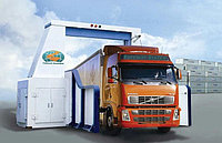 Система досмотра грузов и транспортных средств SECUSCAN TH2000