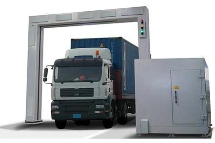Система досмотра грузов и транспортных средств SECUSCAN TH2020
