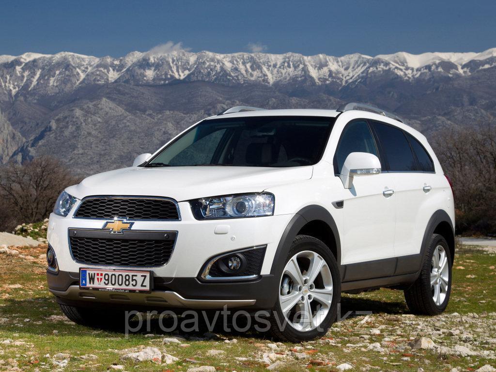 Переходные рамки на Chevrolet Captiva (2011-2017) Hella 3/3R
