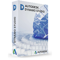 Dynamo Studio 2017 Commercial New Single-user ELD 3-Year Subscription