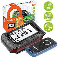 Автосигнализация с автозапуском StarLine E96 BT GSM/GPS