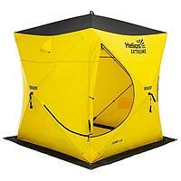 Палатка зимняя Куб EXTREME 1,8 х 1,8 м, цвет Helios V2.0 (широкий вход) ТОНАР