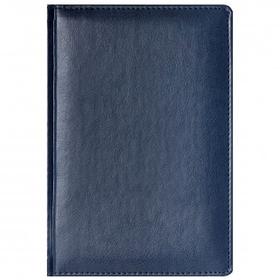 Ежедневник датированный Memory, 2021 г., А5, 176 л., синий