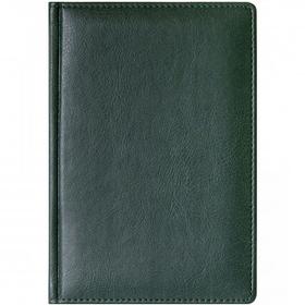 Ежедневник датированный Memory, 2021 г., А5, 176 л., зеленый