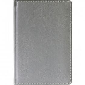 Ежедневник датированный Memory, 2021 г., А5, 176 л., серый
