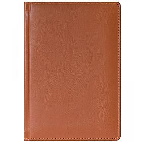Ежедневник датированный Memory, 2021 г., А5, 176 л., оранжевый