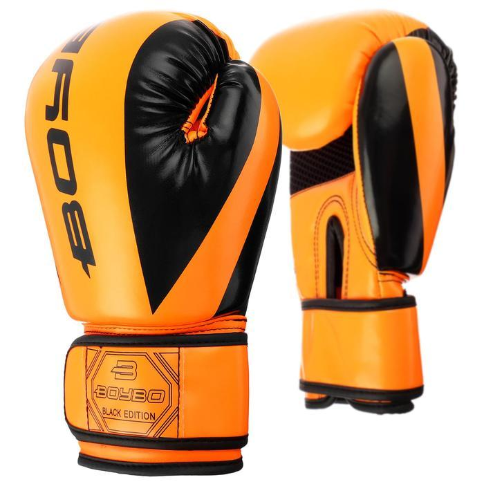 Перчатки боксёрские BoyBo Fluo Flex 8 OZ