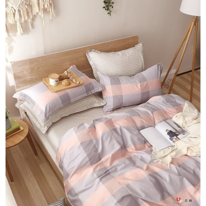 Комплект постельного белья «Афина» Евро 200х217, 240х217, 70х70-2шт