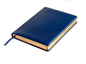 Датированный ежедневник SILVANO, A5 синий