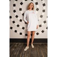 Платье женское Play, цвет белый, размер 50