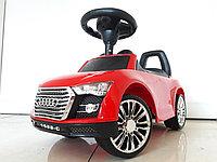 Толокар-машинка Audi. Kaspi RED. Рассрочка.