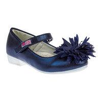 Туфли детские, цвет синий, размер 25