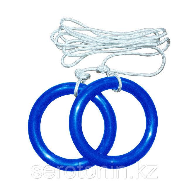 Кольца детские круглые  пластик