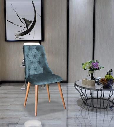 """Кресло-стулья """"Гласс"""" океан, фото 2"""