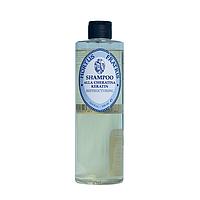Безсульфатный шампунь с кератиновым комплексом, 500 ml