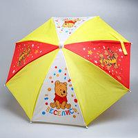 Зонт детский 'Веселись', Медвежонок Винни и его друзья  52 см