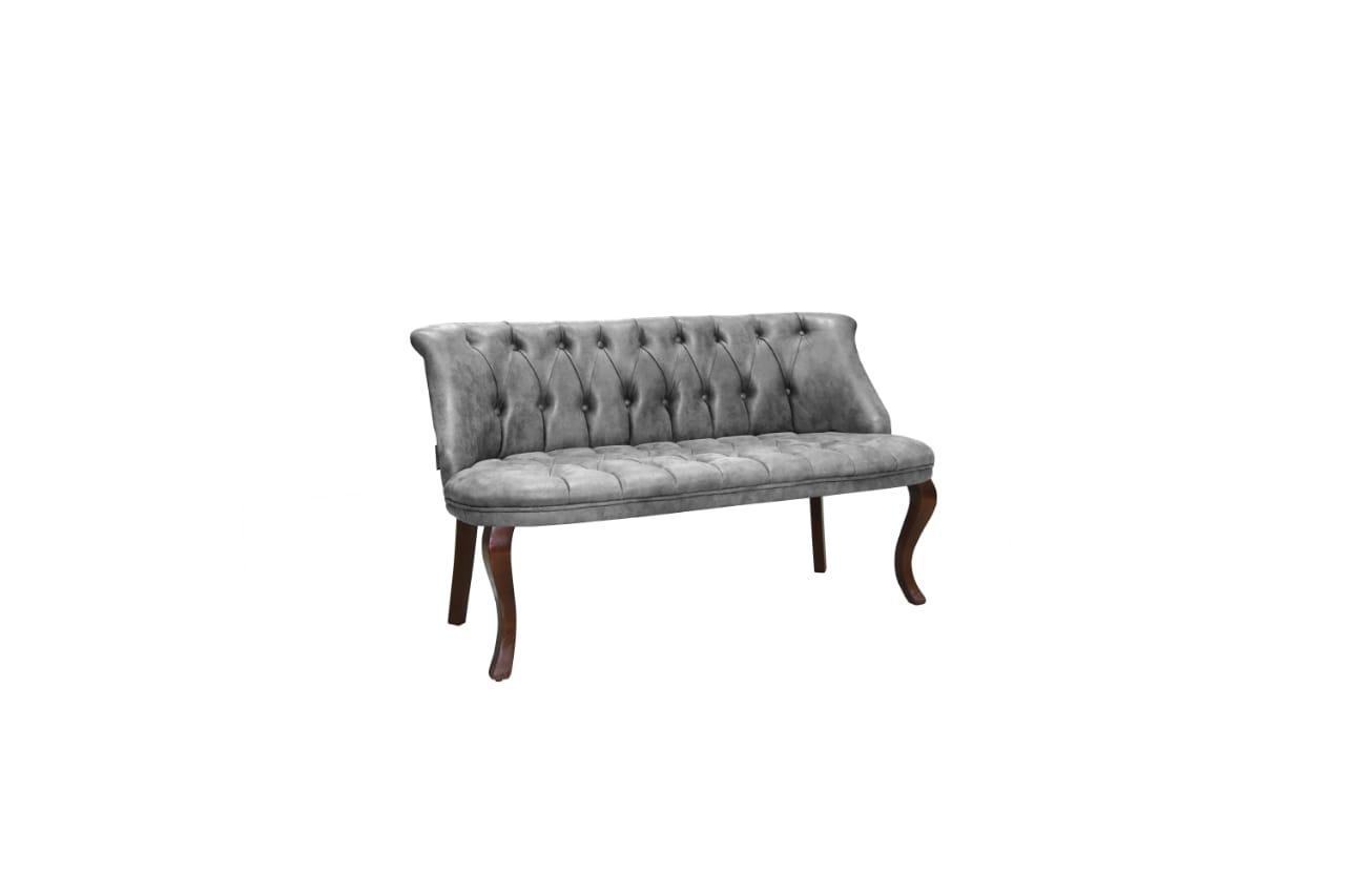 """Кресло """"Верона"""" серый"""