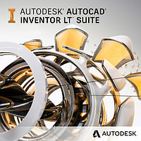 AutoCAD Inventor LT Suite 2021 Commercial New Single-user ELD Annual Subscription