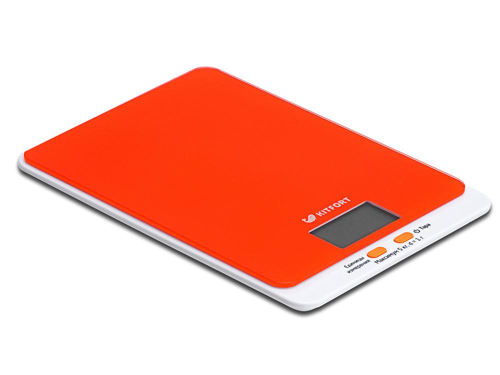 Весы кухонные Kitfort KT-803