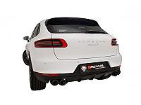 Спортивная выхлопная система Remus на Porsche Cayenne Macan, фото 1
